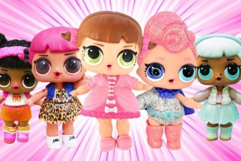 10 самых популярных кукол ЛОЛ