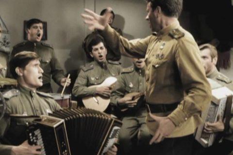 10 легендарных песен Великой Отечественной войны
