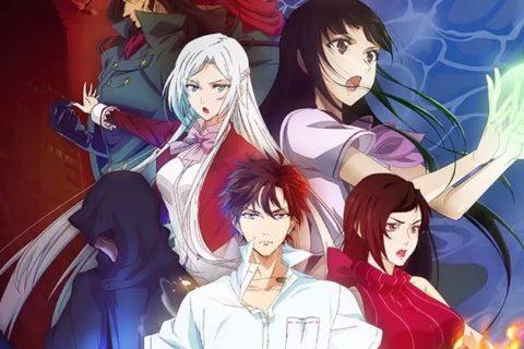 10 аниме сериалов, похожих на «Маг на полную ставку», 2016