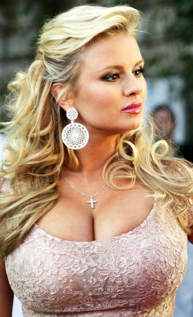 Американские актрисы с большой грудью