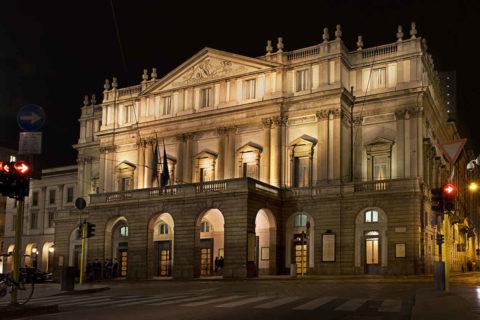 Самые известные театры мира