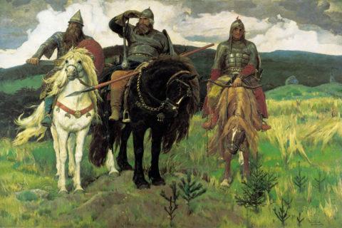 Самые известные картины Третьяковской галереи