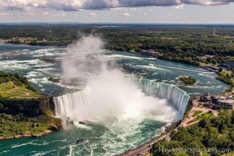 10 самых известных водопадов мира