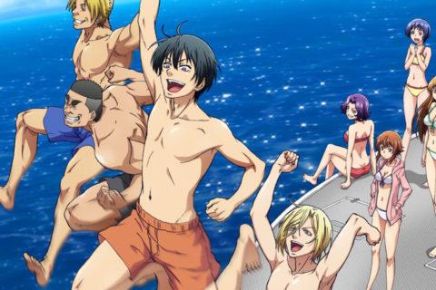 10 аниме, похожих на «Необъятный океан»