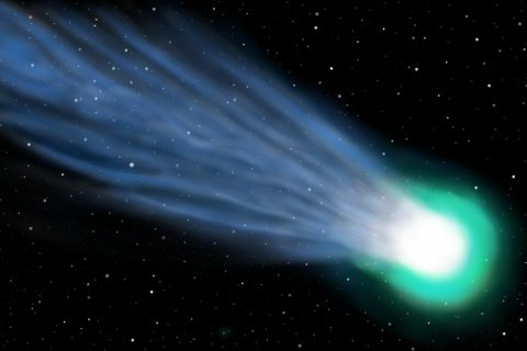 10 самых известных комет, которые смогли обнаружить астрономы Земли