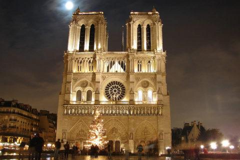 10 фактов о Соборе Парижской Богоматери