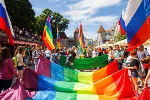 Топ-10 стран мира по количеству гомосексуалистов