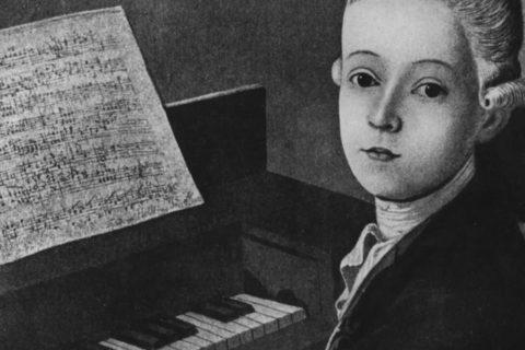 10 самых известных произведений Моцарта