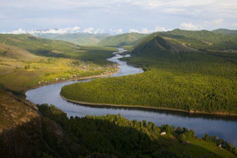 Топ-10. Самые длинные реки в России