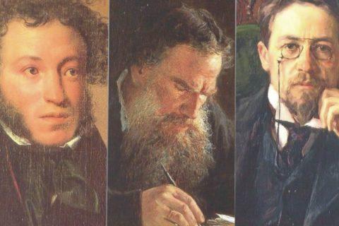 10 самых известных русских писателей