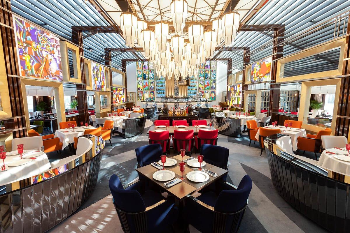 Самый дорогой ресторан в мире Меню и цены фото название в Москве России Санкт Петербурге Париже Европе на Ибице