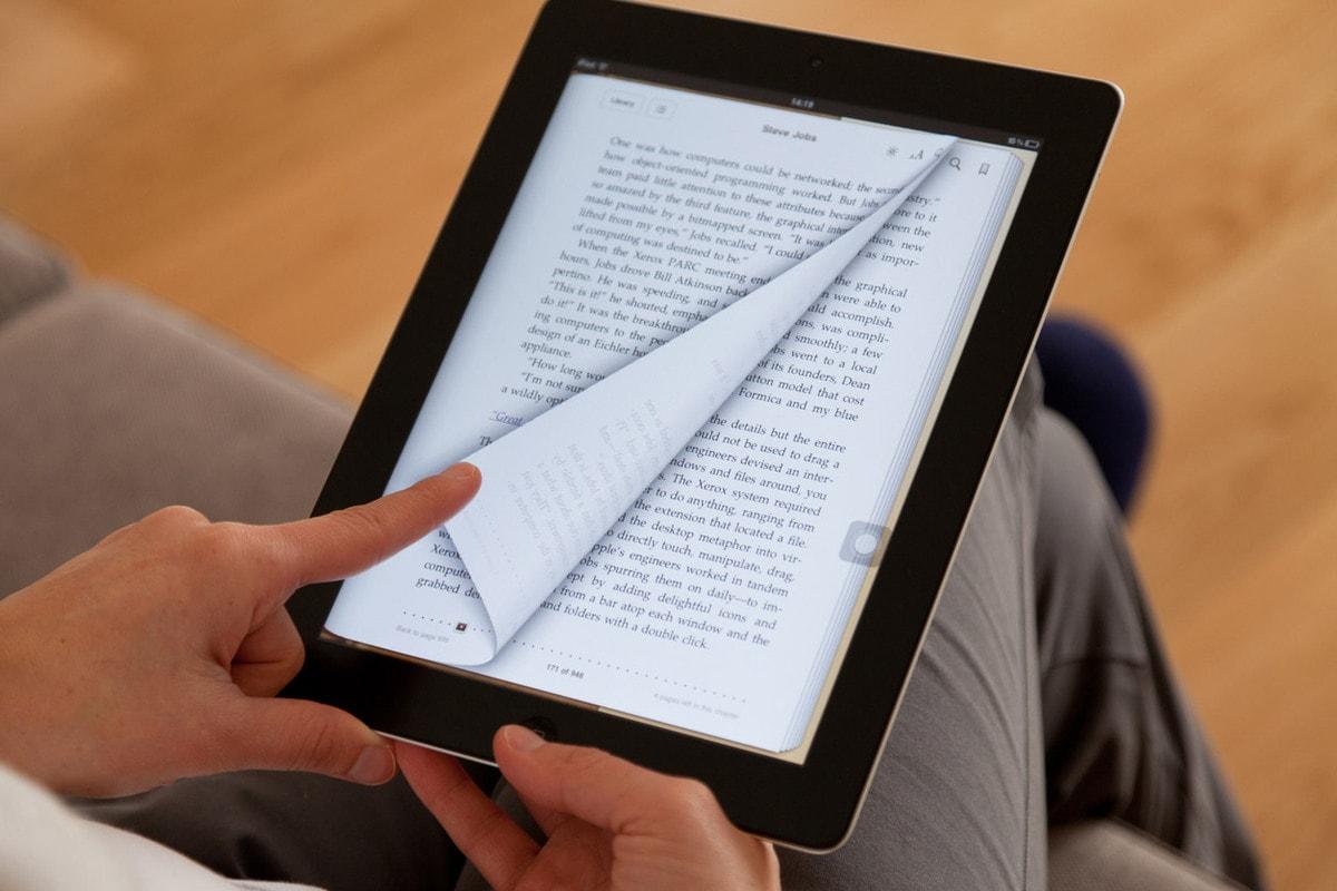 чтение электронной книги картинки один