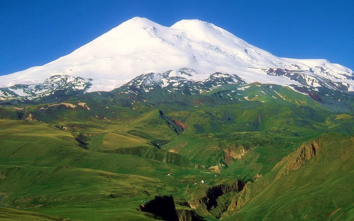 Самые большие горы в России Высота названия где на карте Топ-10