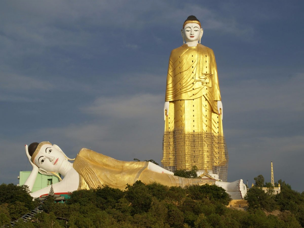 Самые большие статуи в мире Топ-10 Высота и где находятся