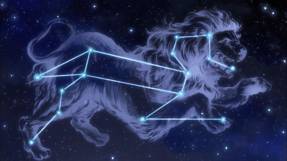 картинки созвездия льва данном обзоре