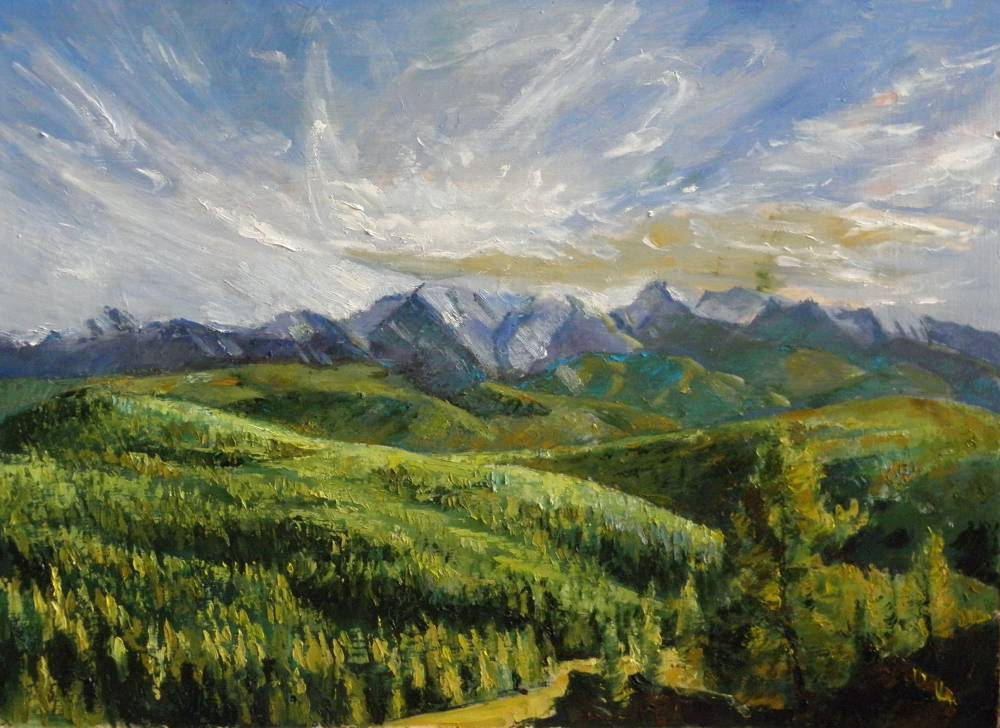 Самая высокая вершина Урала – гора Народная - Topkin