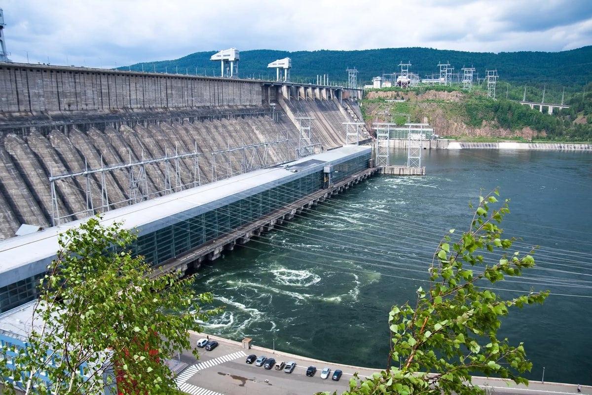 гидроэлектростанции сибири фото между нами же