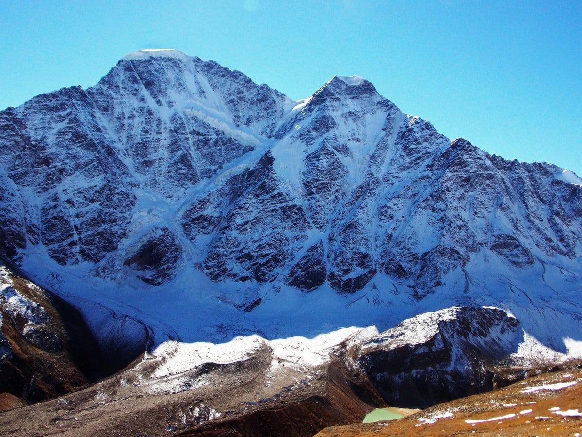 Какие площади занимают горы