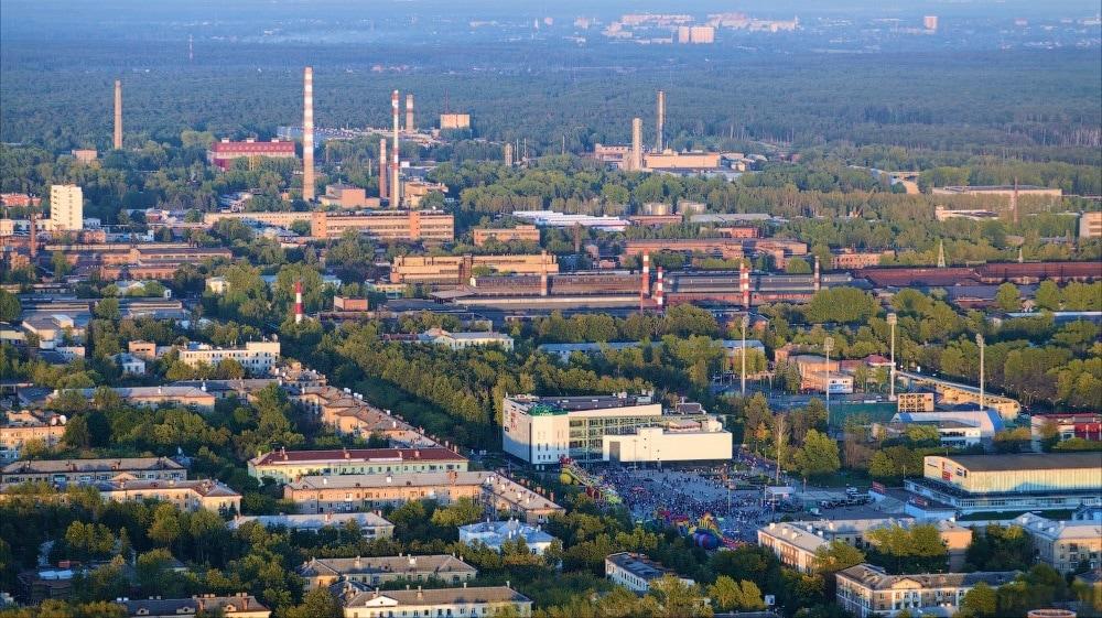 Москва подмосковья электросталь фото менее важным