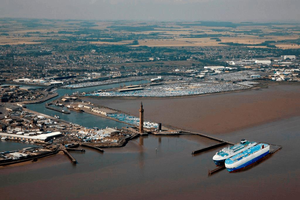 Роттердам порт - пристанище отъявленных моряков
